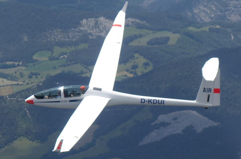 Luftbild DG1000T